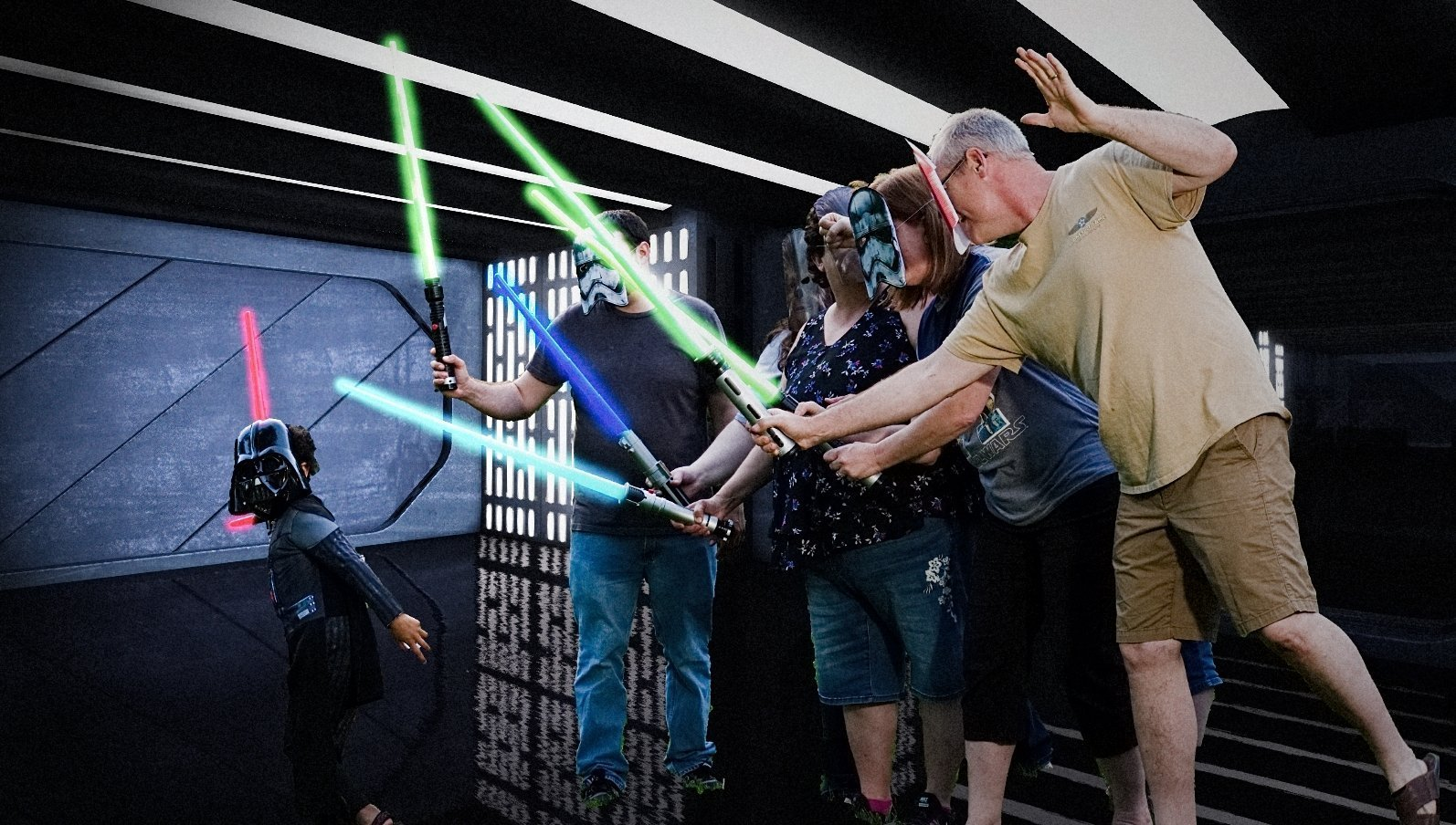 Photography BTS: May the Fourth